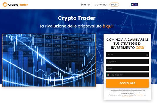 crypto trader funziona)